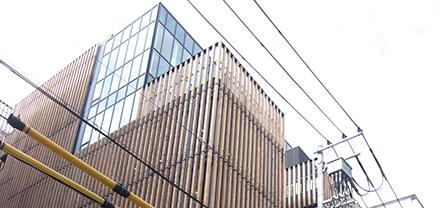 「日本圧着端子製造株式会社 大阪本社」
