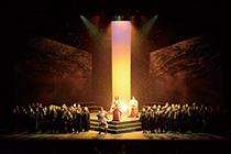 2014年に世界初演の新作オペラ「扇の的」<作曲>