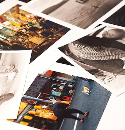 写真学科で学ぶこと